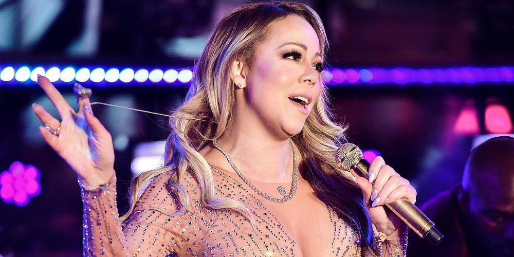 Mariah Carey se pronuncia sobre su terrorífico playback en la noche de Nochevieja