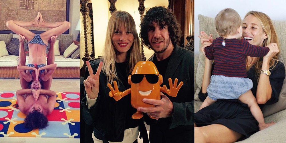 Las 4 alegrías que ha dado la vida a Vanesa Lorenzo más allá del mundo de la moda