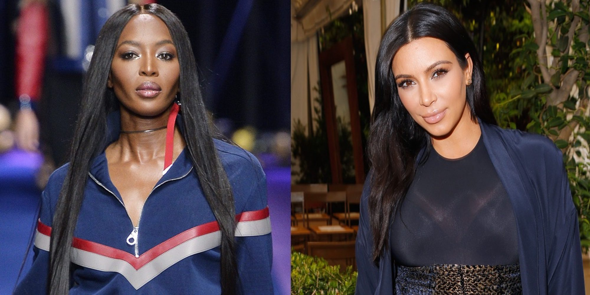 Naomi Campbell confiesa que ella también sufrió un atraco en París como Kim Kardashian