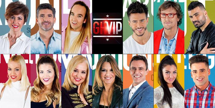Arranca 'Gran Hermano VIP 5': 12 celebrities y un anónimo entran en la casa de Guadalix de la Sierra
