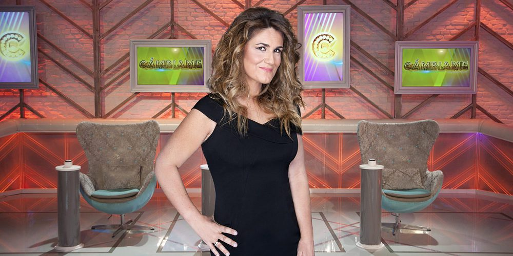 "Carlota Corredera se estrena como presentadora de 'Cámbiame': ""Os pido paciencia"""