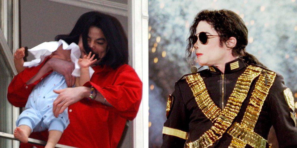Blanket prince y paris jackson sus dramas tras la muerte for En que ano murio michael jackson