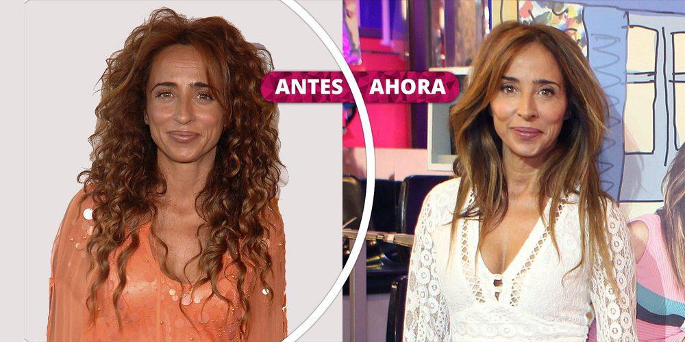 Así ha cambiado María Patiño: De sus inicios como reportera a su etapa como colaboradora y presentadora