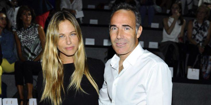Martina Klein y Alex Corretja se convierten en padres de una niña