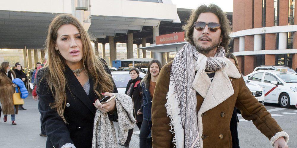 Almudena Navalón, novia de Manuel Carrasco, presume de embarazo a los cinco meses de gestación