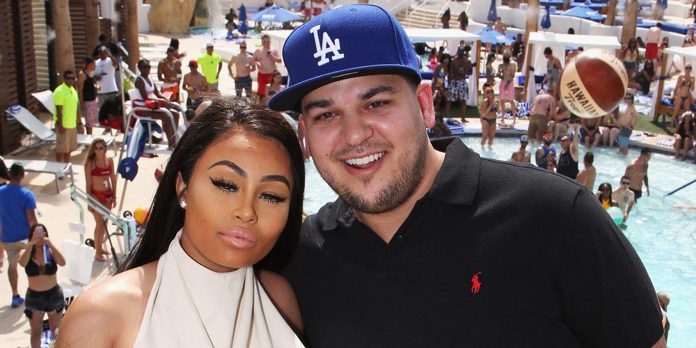 Rob Kardashian y Blac Chyna vuelven a posar juntos y felices en las redes sociales con Dream