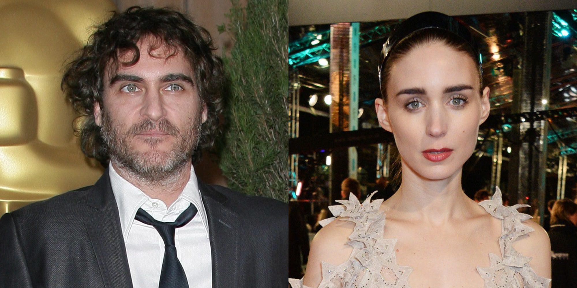 Rooney Mara y Joaquin Phoenix podrían haber comenzado un romance