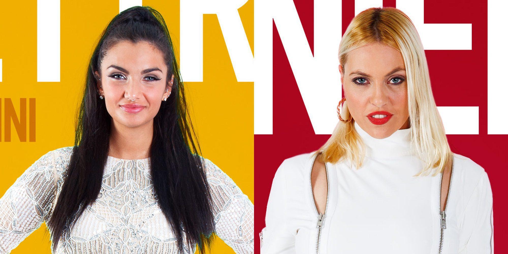 ¡Bombazo!: Daniela Blume y Elettra Lamborghini se dan un besazo en directo