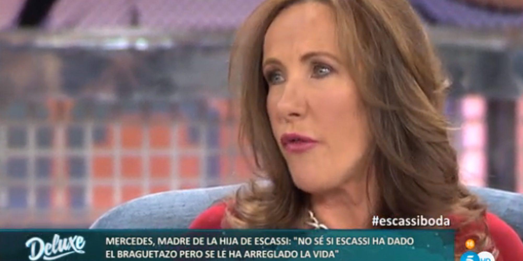 """Barrachina habla de la boda de su ex Álvaro Muñoz Escassi: """"Raquel Bernal le ha solucionado la vida"""""""