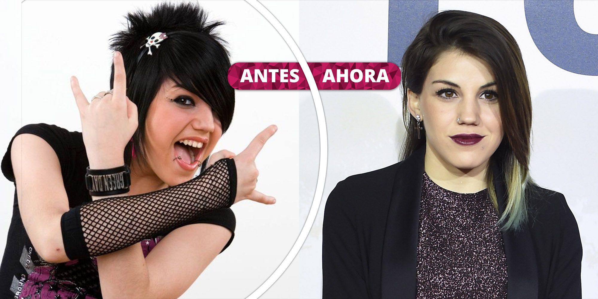 Angy Fernández Videos Porno así ha cambiado angy fernández: de su debut en 'factor x' a
