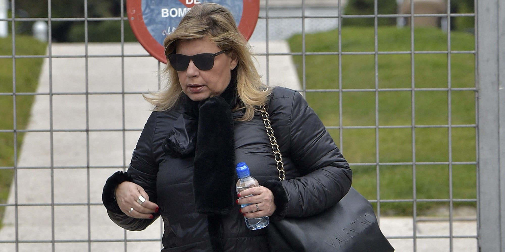Terelu Campos, destrozada al anunciar la muerte de la mujer de su exmarido a los 37 años