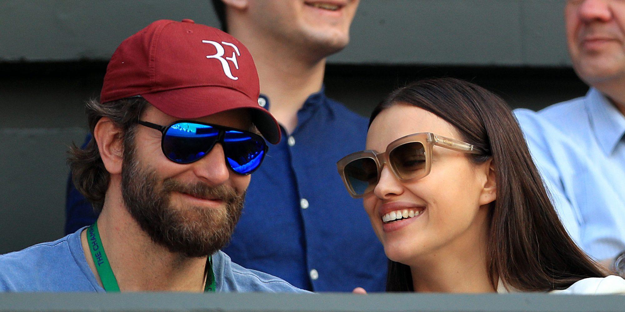 Irina Shayk y Bradley Cooper, jugando al escondite en su última revisión médica