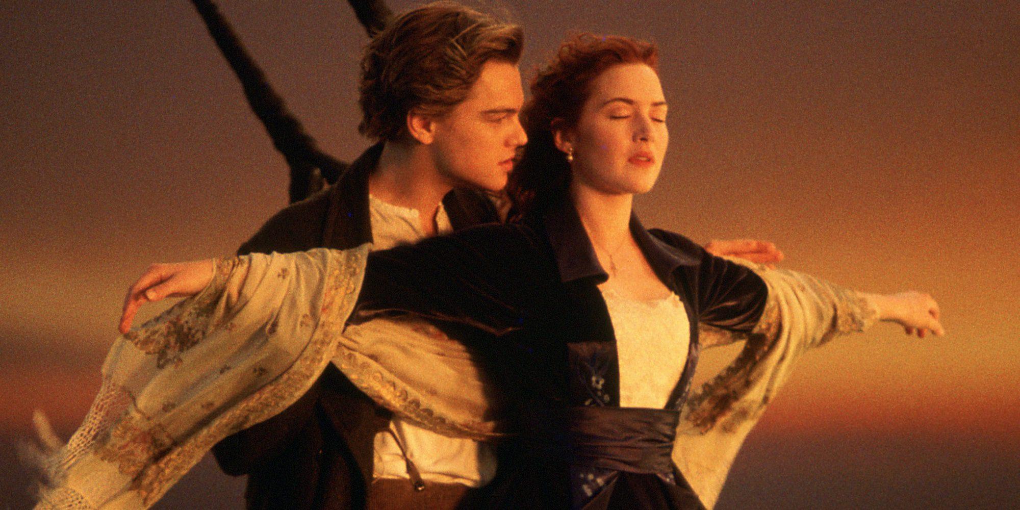 'Titanic': James Cameron desvela por qué Jack y Rose no cabían en la tabla