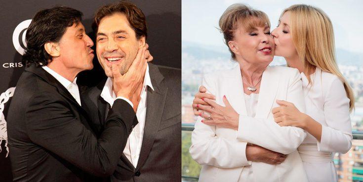Javier Bardem y otros actores españoles que han seguido los pasos de sus padres