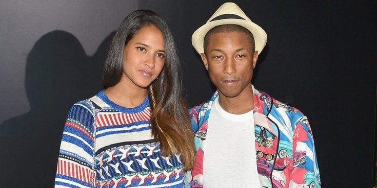 Pharrell Williams y su mujer Helen Lasichanh se ha convertido en padres de trillizos