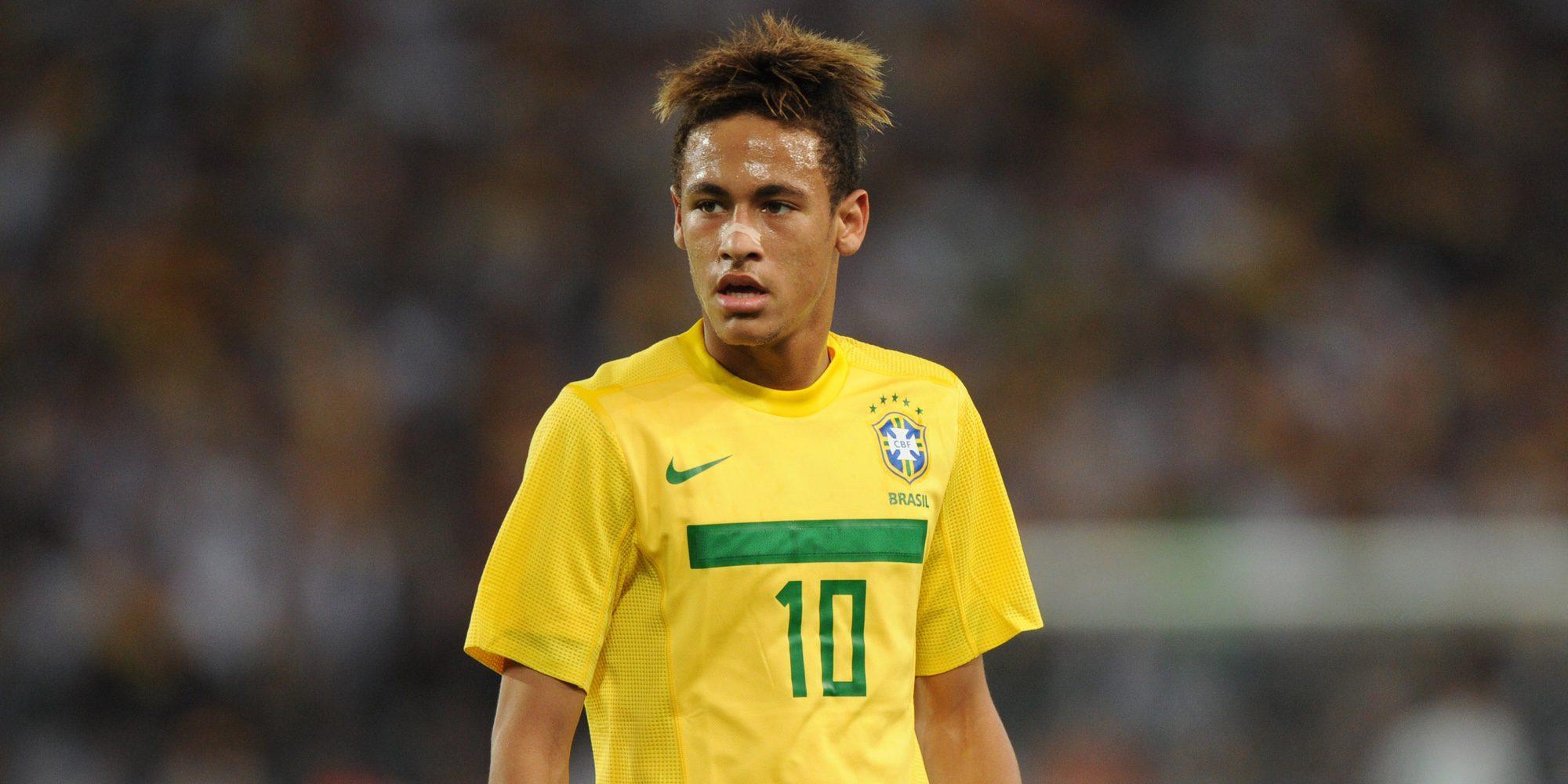 Las 25 cosas que tienes que saber del futbolista del Barça Neymar
