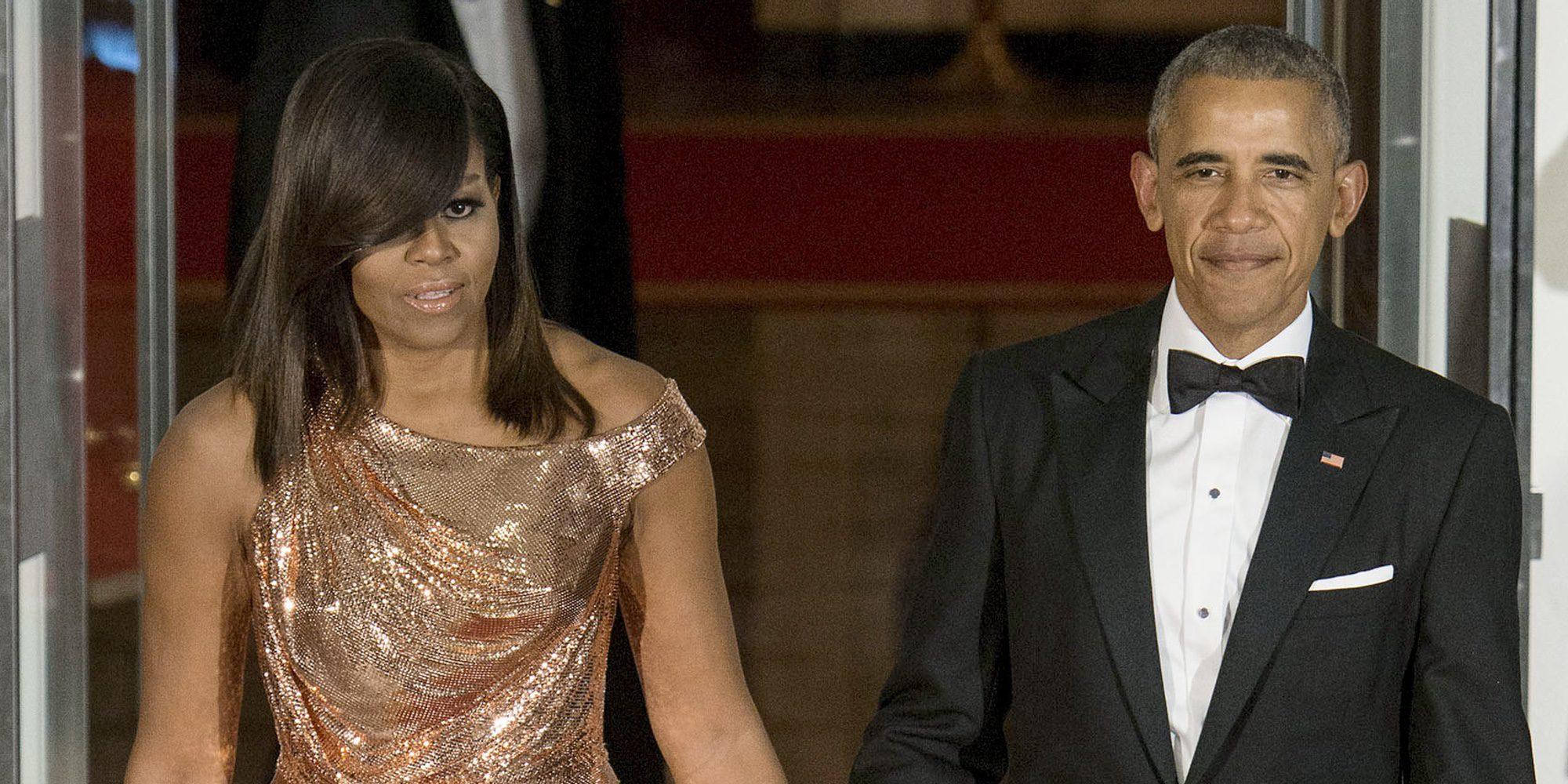 Michelle y Barack Obama disfrutan de sus primeras vacaciones tras abandonar la Casa Blanca