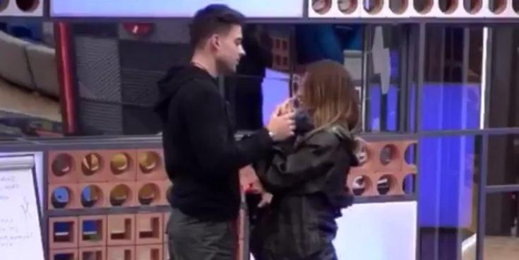 """Ivonne Reyes y Sergio Ayala, cada vez más cerca: """"Tus besos son especiales"""""""