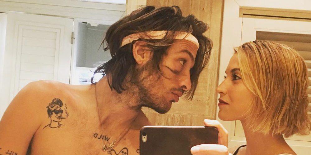 """Ana Fernández y Adrián Roma cantan al amor: """"Eres lo más bonito que me pasó en el mundo"""""""
