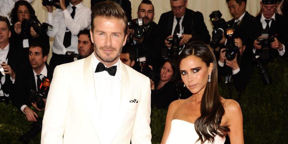 Los escándalos que han tenido que soportar David y Victoria Beckham