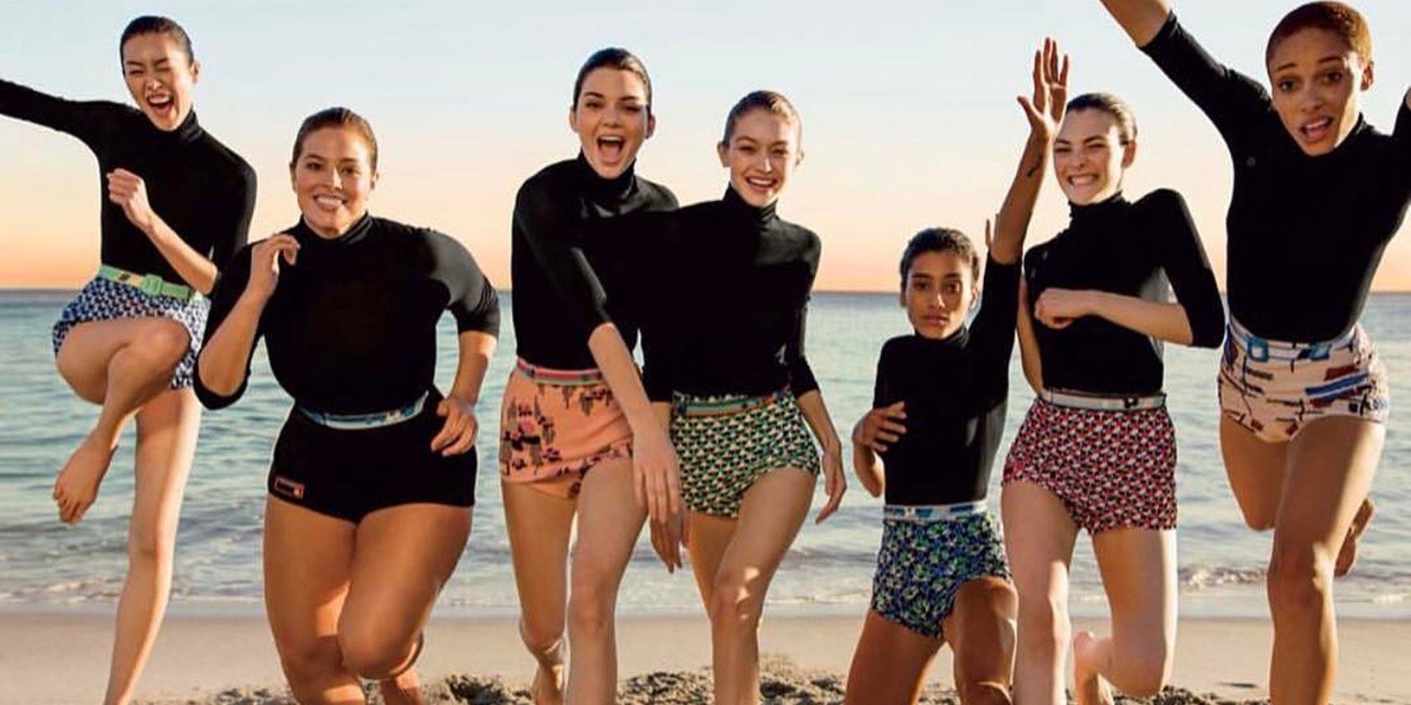 Vogue, acusada de emplear Photoshop para retocar el cuerpo de la modelo curvy Ashley Graham