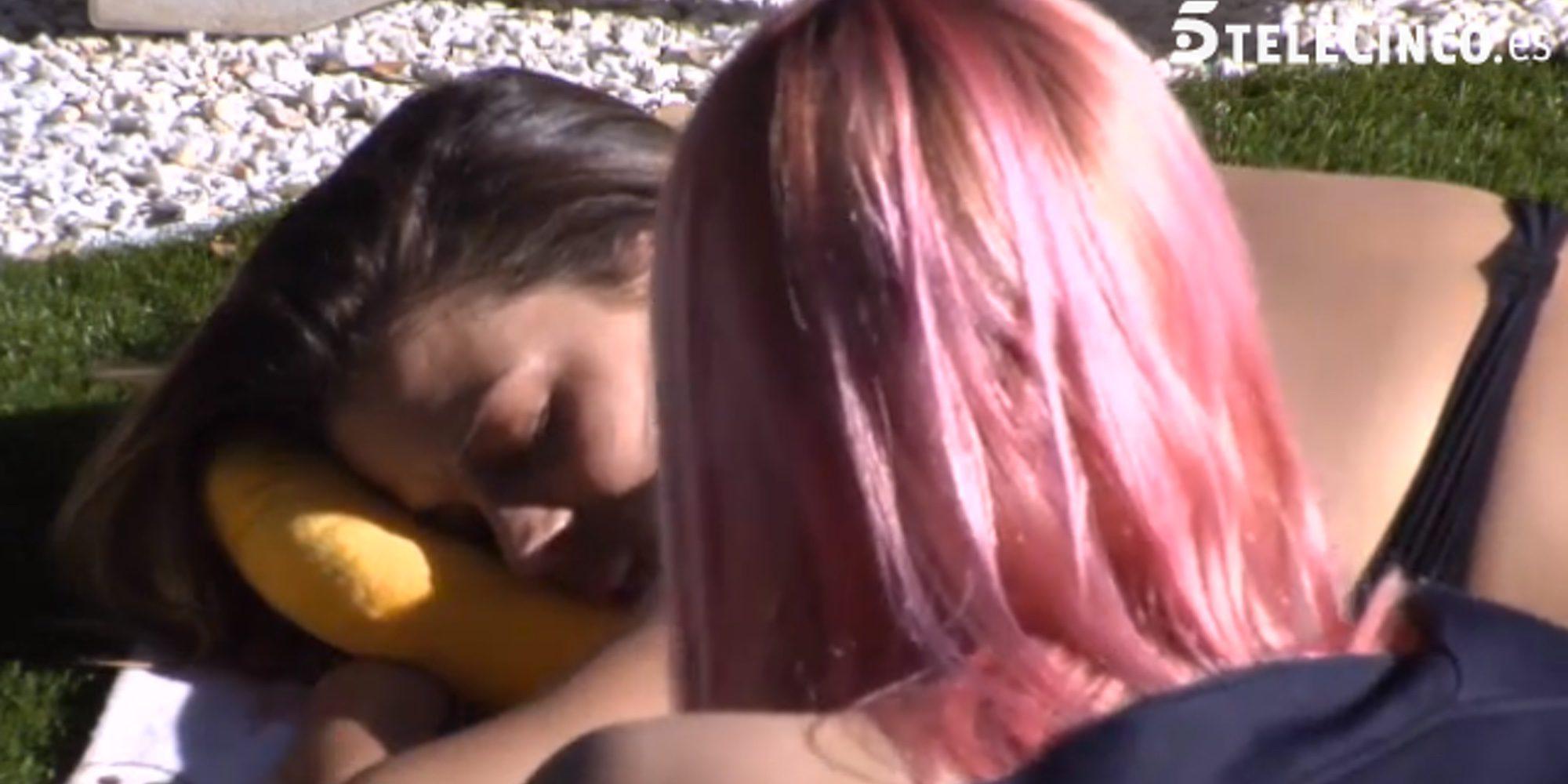 'GHVIP 5': Alyson Eckmann y Daniela Blume rompen su amistad por la novia de Marco Ferri