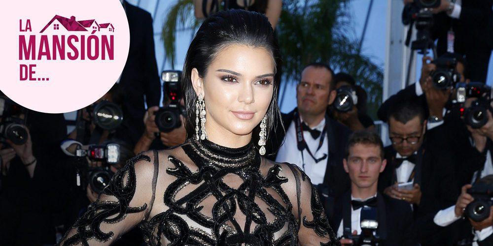 Con un sillón de 46.000 euros: así es la nueva mansión de Kendall Jenner en Los Ángeles