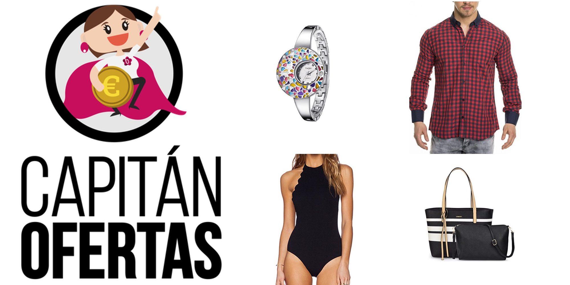 Las mejores ofertas en moda y complementos de la semana