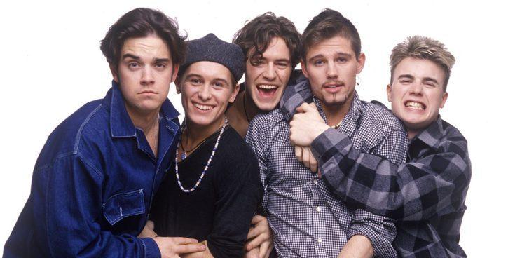 Robbie Williams se volverá a reunir con Take That en una ocasión muy especial
