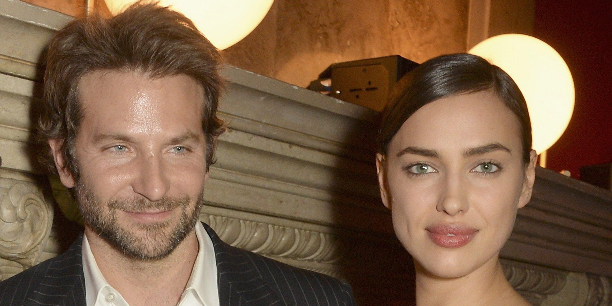 El romántico día de playa con el que Irina Shayk y Bradley Cooper han celebrado San Valentín