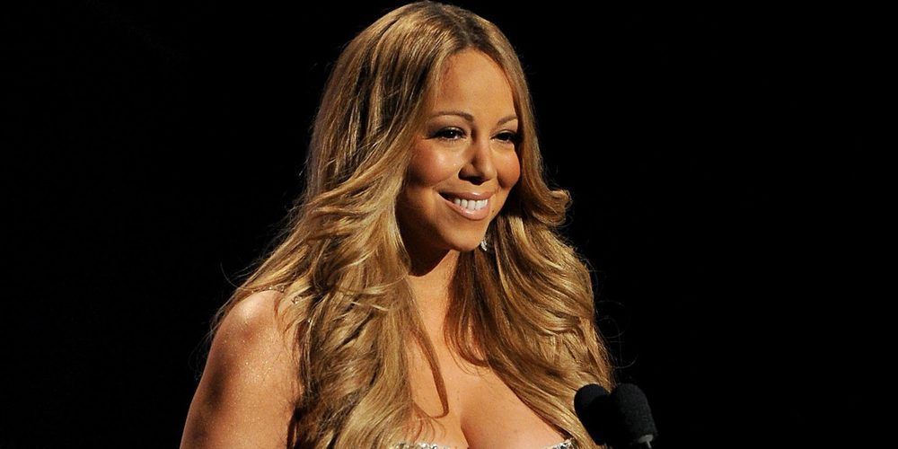 Mariah Carey regresa por todo lo alto presentando su single 'I Don't' en el programa de Jimmy Kimmel