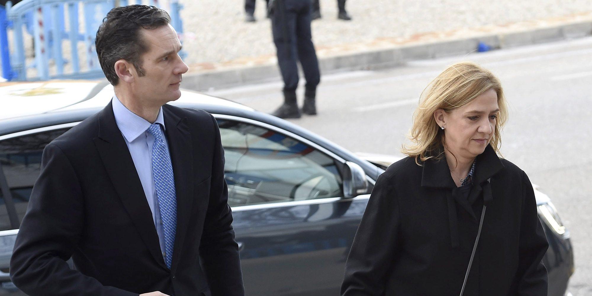 Sentencia Nóos: Iñaki Urdangarín, condenado a 6 años y 3 meses de cárcel y la Infanta Cristina queda absuelta