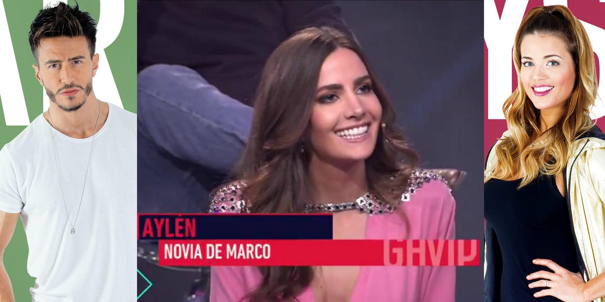 """Marco Ferri ('GH VIP 5'), destrozado tras la llamada de su novia Aylén: """"No le he faltado el respeto"""""""