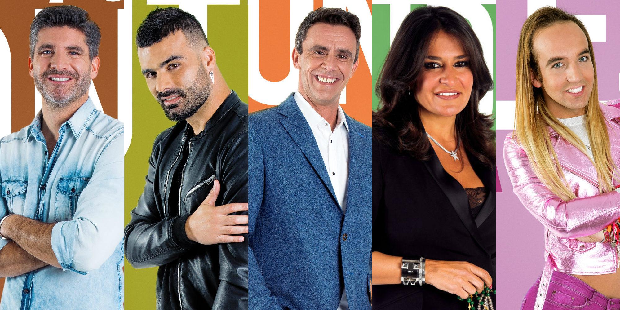 Repesca 'GH VIP 5': Toño Sanchís, Tutto Durán, Alonso Caparrós, Aída Nízar o Aless Gibaja regresará a la casa