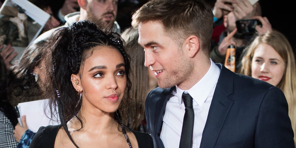 Robert Pattinson se pone cariñoso con FKA Twings en la Premiere de 'The Lost City of Z'