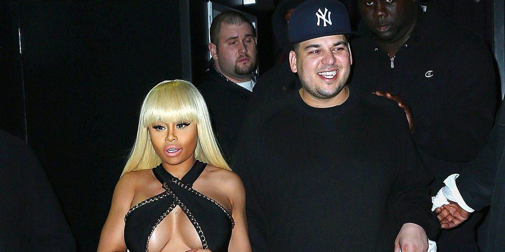 Blac Chyna y Rob Kardashian protagonizan otra sonada ruptura