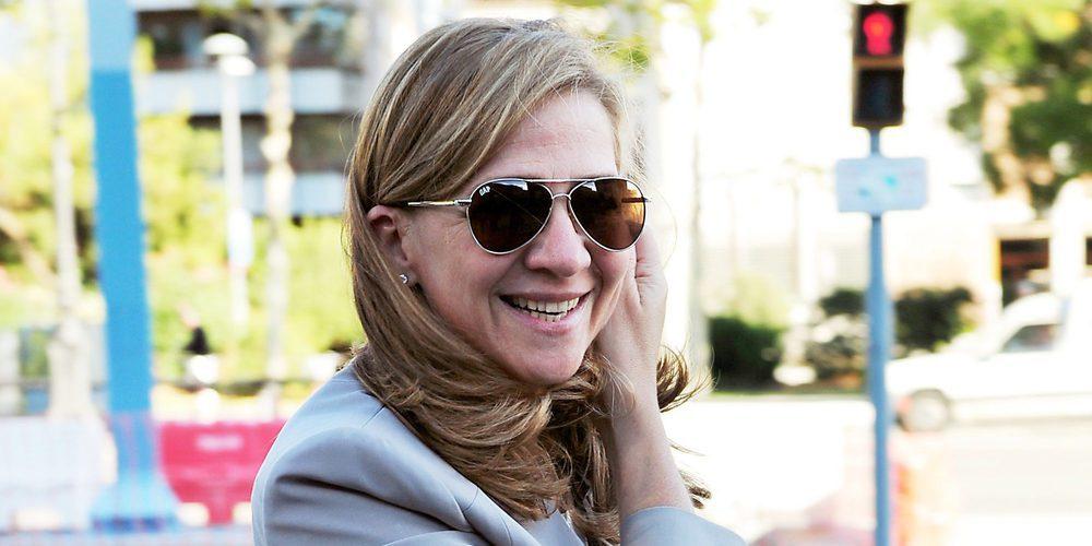 La sentencia de Nóos le sale a devolver a la Infanta Cristina: recuperará 300.000 euros de la fianza que aportó