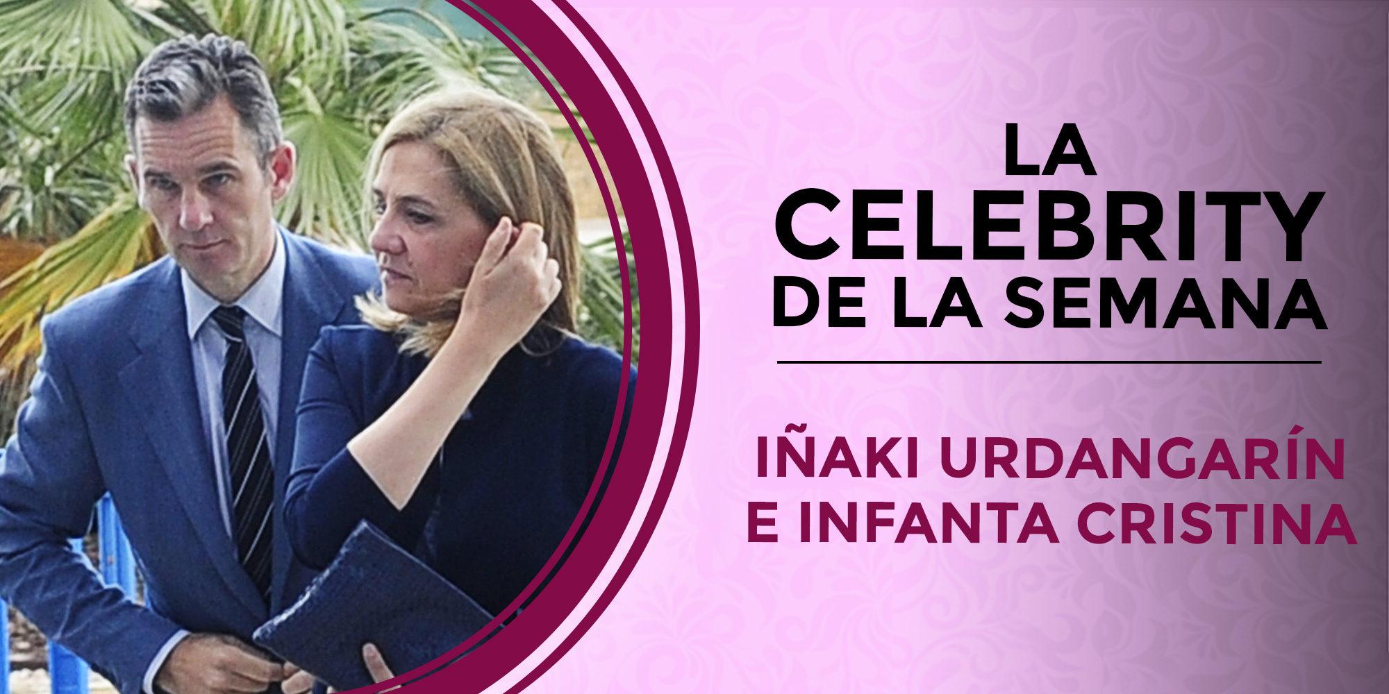 La sentencia de Nóos convierte a Iñaki Urdangarín y la Infanta Cristina en las celebrities de la semana