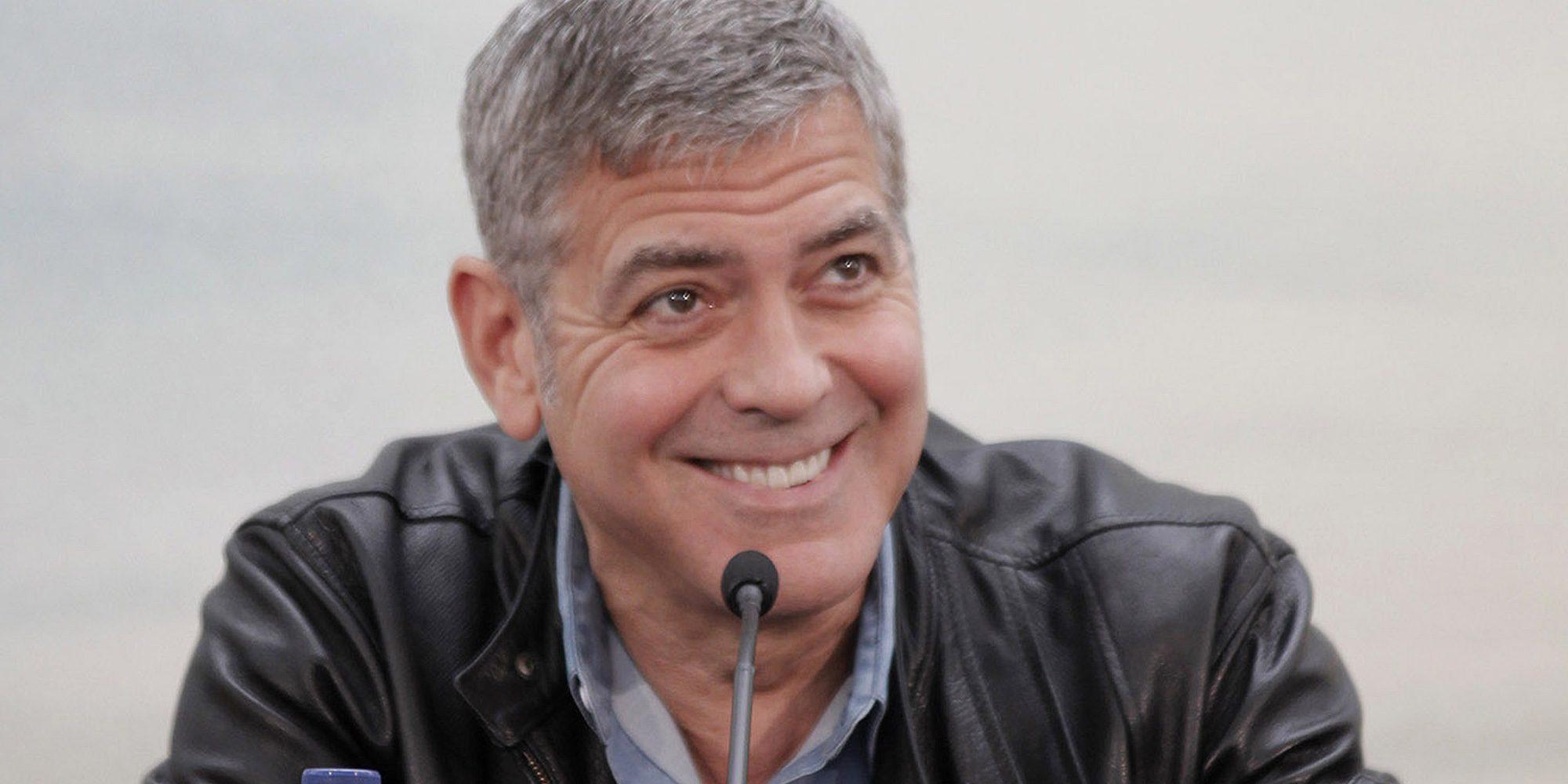 """George Clooney habla por primera vez sobre su paternidad: """"Estamos muy emocionados y va a ser una aventura"""""""