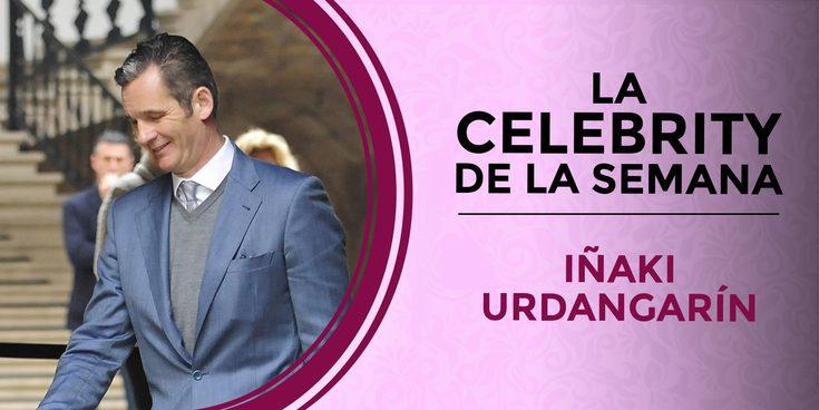Iñaki Urdangarín, la celebrity de la semana al lograr evitar la prisión, la fianza y quedarse en España