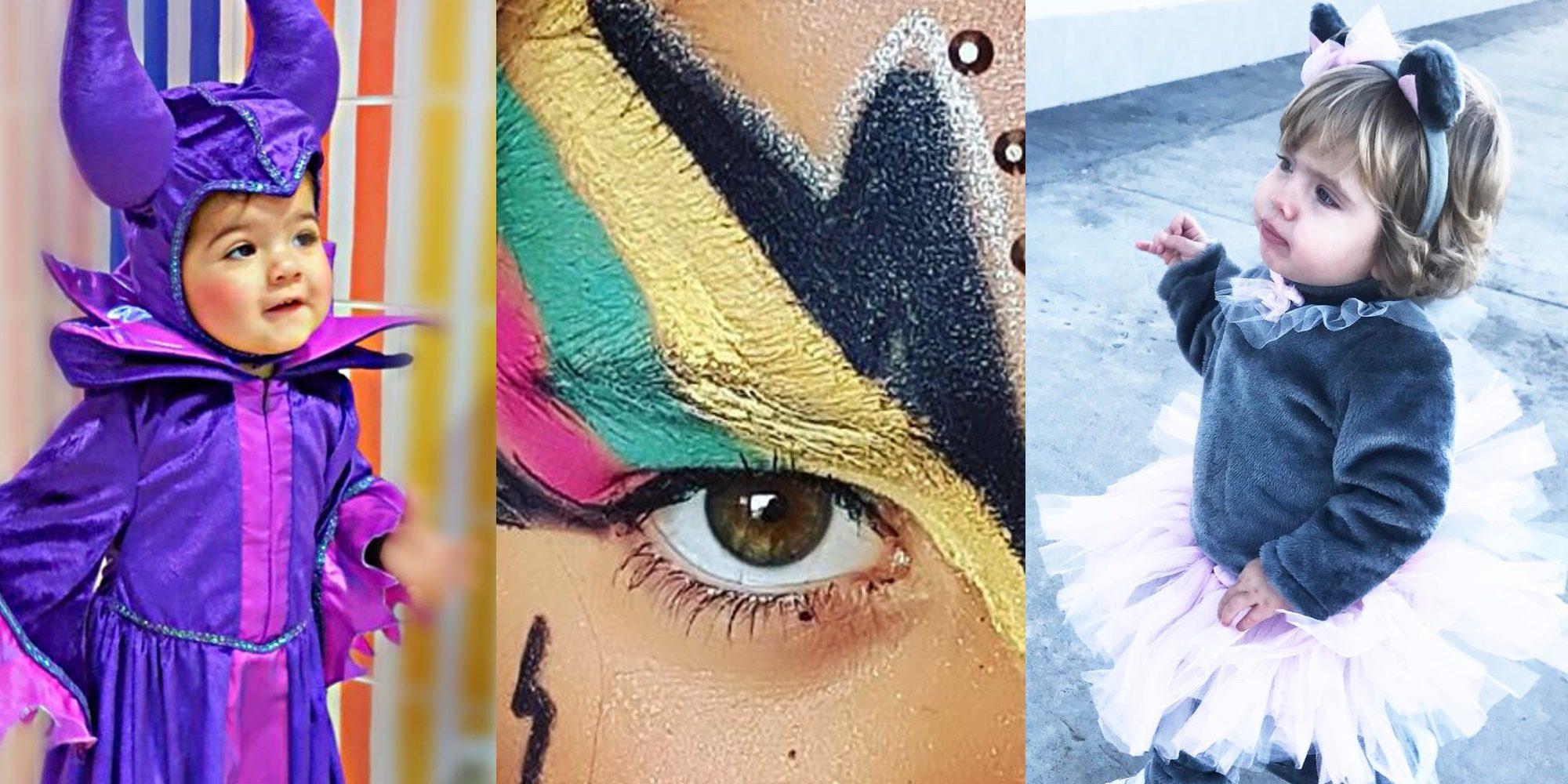 Tamara Gorro, Colate o Paula Echevarría y sus retoños: así les han disfrazado para Carnaval