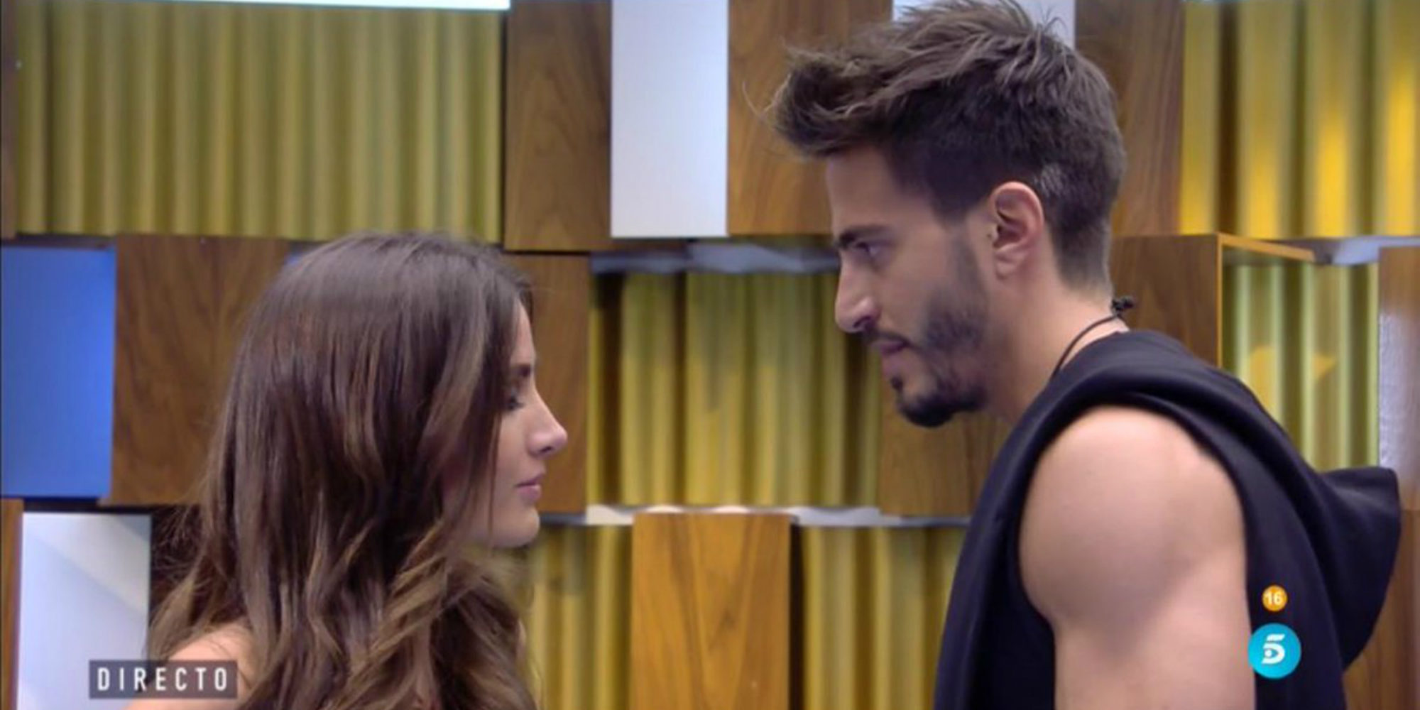 """Marco a Aylén: """"¿Me merezco que me recibas con esta frialdad y sin sentimiento después de dos meses sin vernos?"""""""
