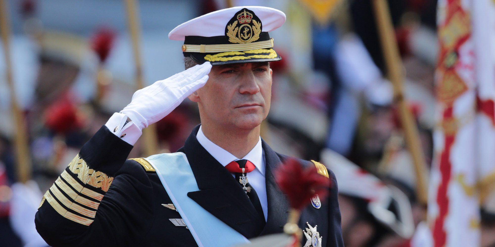 El Rey Felipe sufrió bullying en el colegio y en la Academia Militar