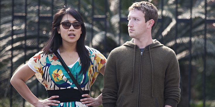 """Mark Zuckerberg y Priscilla Chan anuncian que esperan su segunda hija: """"Queríamos que fuera una niña"""""""