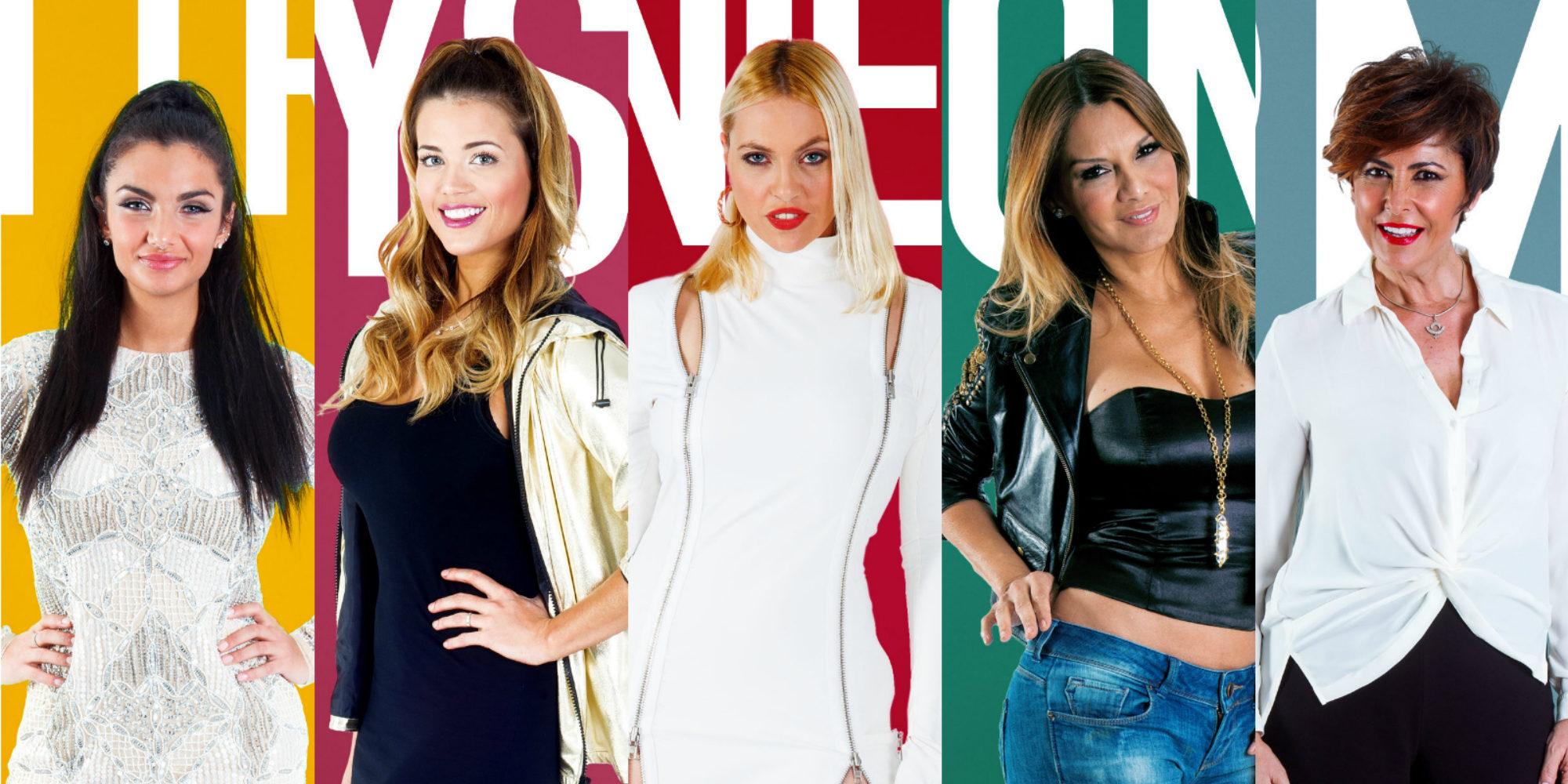 Elettra, Alyson, Daniela, Irma e Ivonne son las nuevas nominadas de 'GH VIP 5'