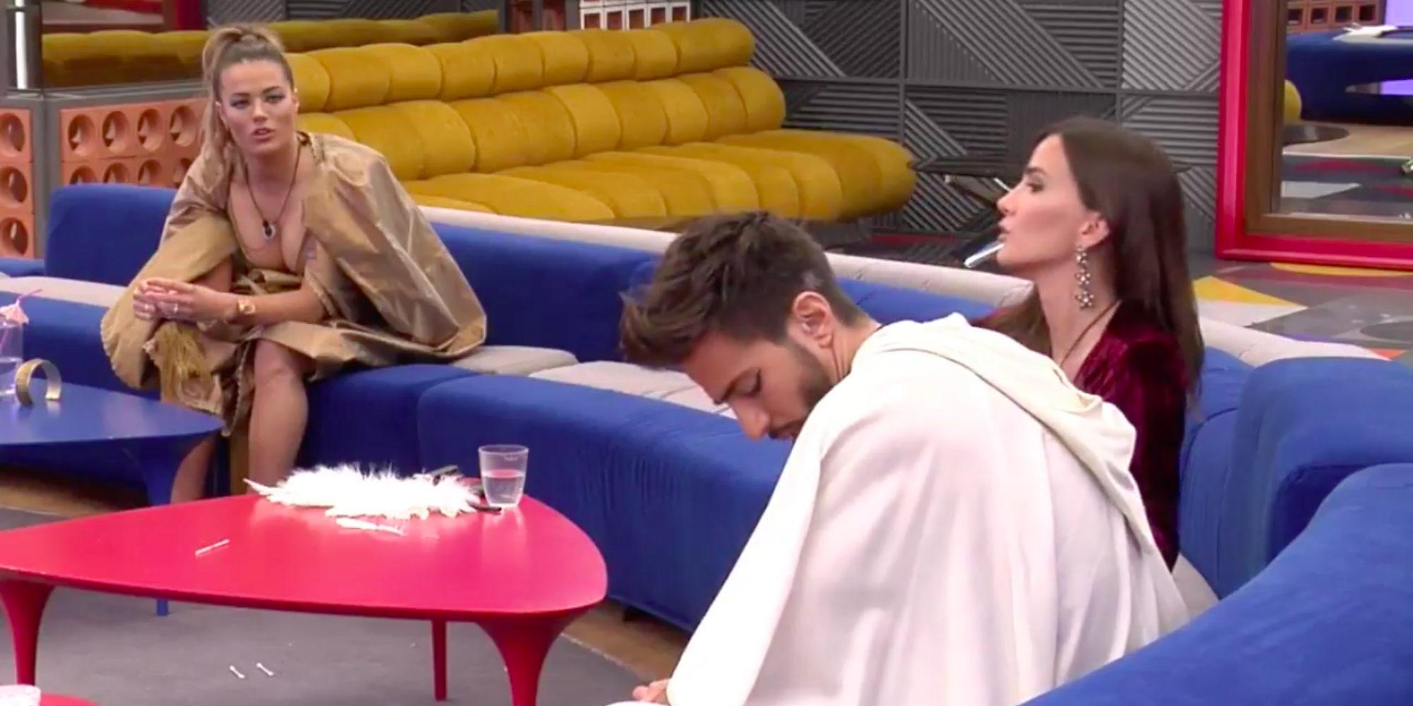 """Aylén quiere formar parte de la amistad entre Marco y Alyson: """"Explíquenme sus bromas y nos reímos los tres"""""""