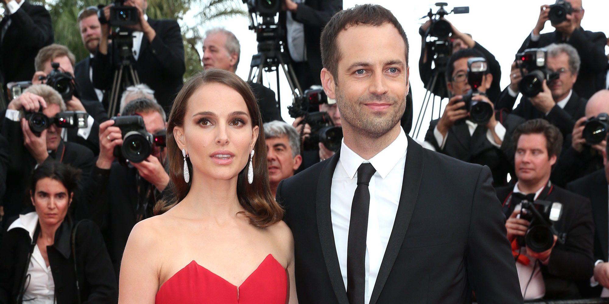 Natalie Portman y Benjamin Millepied han sido padres por segunda vez