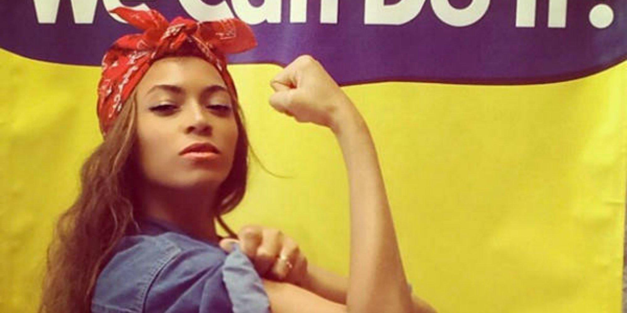 Famosas feministas: Las artistas y activistas que reivindican la igualdad de derechos entre hombres y mujeres