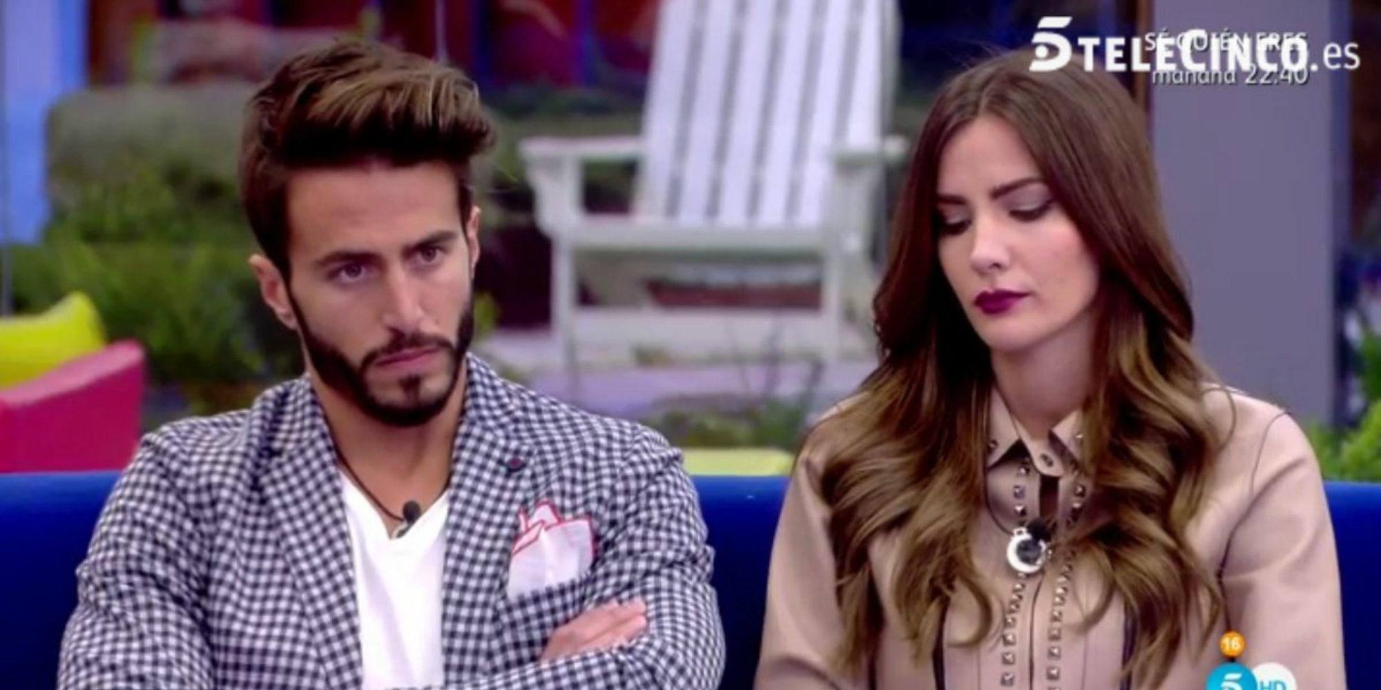 """Aylén y Marco vuelven a discutir por Alyson: """"No escribas tu nombre en la pierna de la chica a la que le gustas"""""""