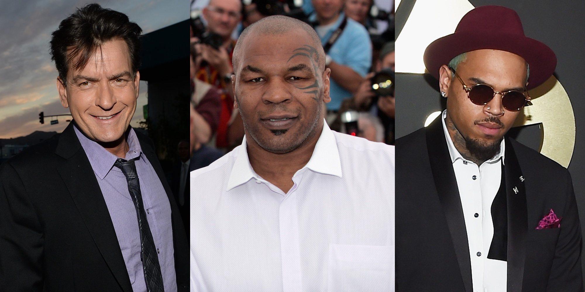 8 famosos que han sido denunciados por violencia género